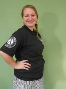 LC member Danielle Werle