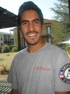 LC member Israel Lopez