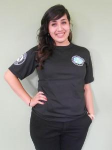 LC member Itzel Flores