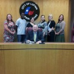 Lufkin Mayors Day 2013