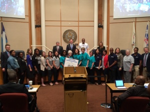 Dallas County Commissioners - County Day of Service