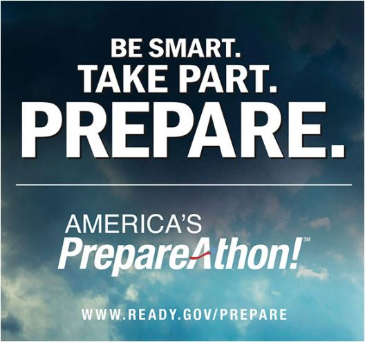 National Service Safety Stand Down & America's PrepareAthon