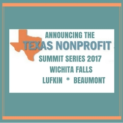 Texas Nonprofit Summit Series