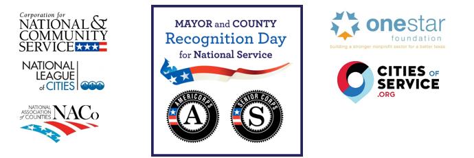 Mayors day logos