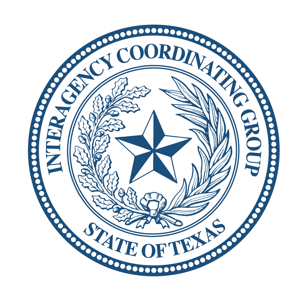 Texas Interagency Coordinating Group Logo