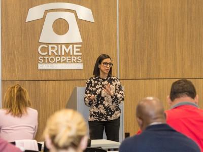 Crime Stoppers of Houston - Community Leadership Award (Organization)
