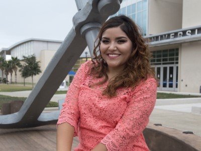 Samantha Sandoval - National Service Make a Difference Award