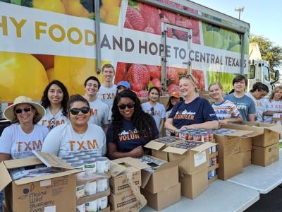 Texas Mutual - Corporate Community Impact Award