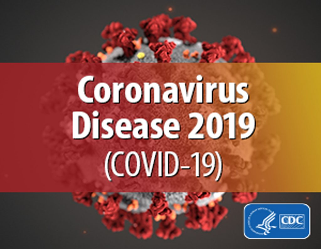Coronavirus Disease 2019 (COVID-19) CDC