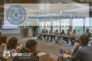 Legislative Report Interagency Coordinating Group