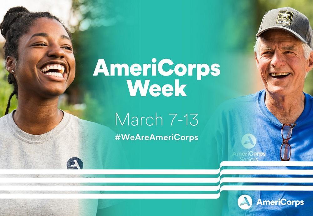 AmeriCorps Week 2021 | March 7-13 #WeAreAmeriCorps