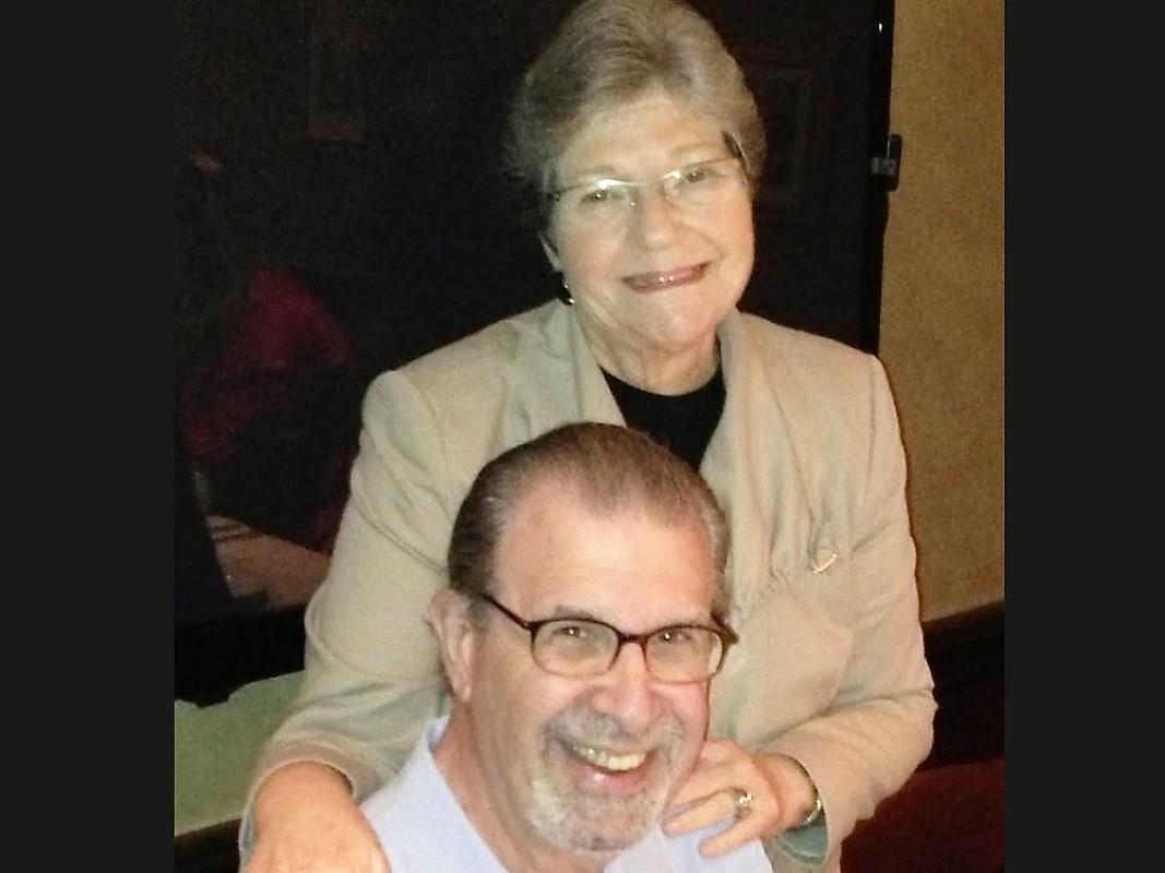 Richard & Linda Zoll (Houston)   Volunteer Family of the Year